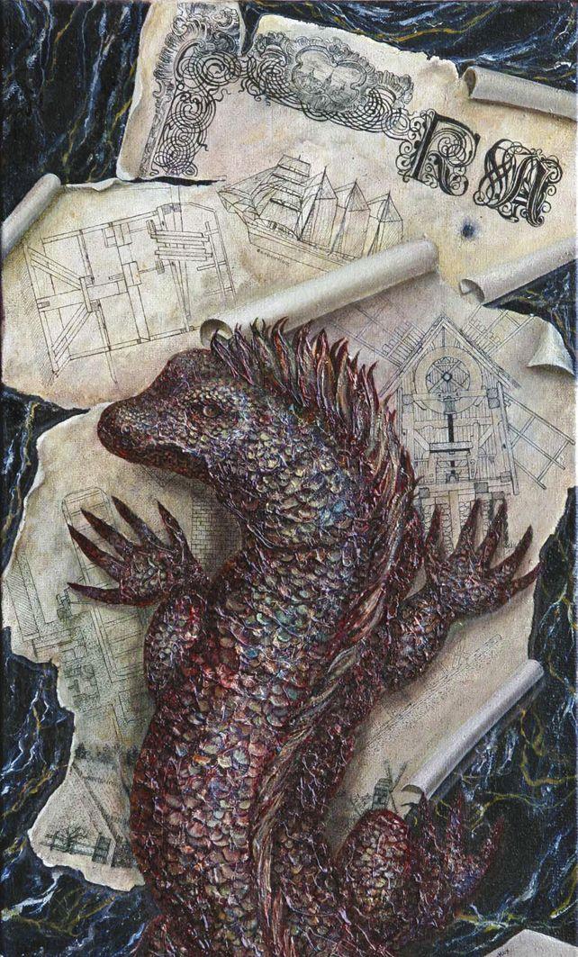 Ольга Погрібна-Кох. R A, 2003