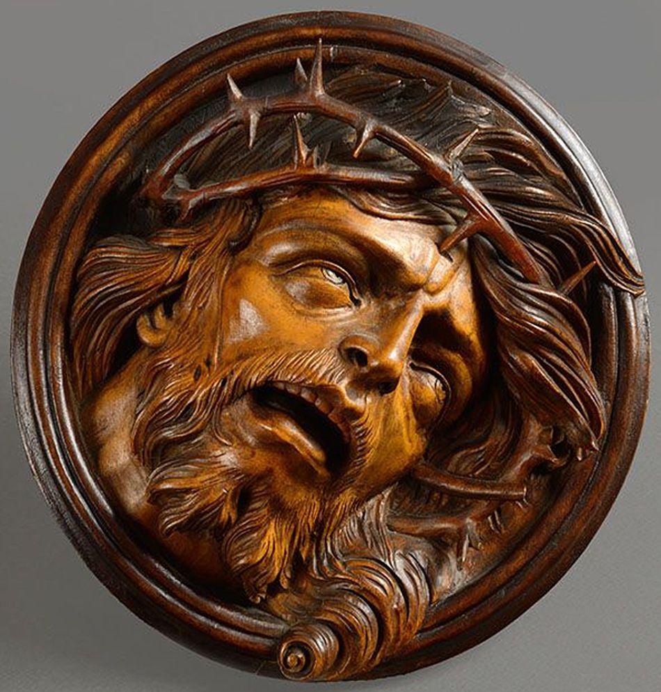 Юліуш Войцех Белтовський. Христос у терновому вінку, 1896