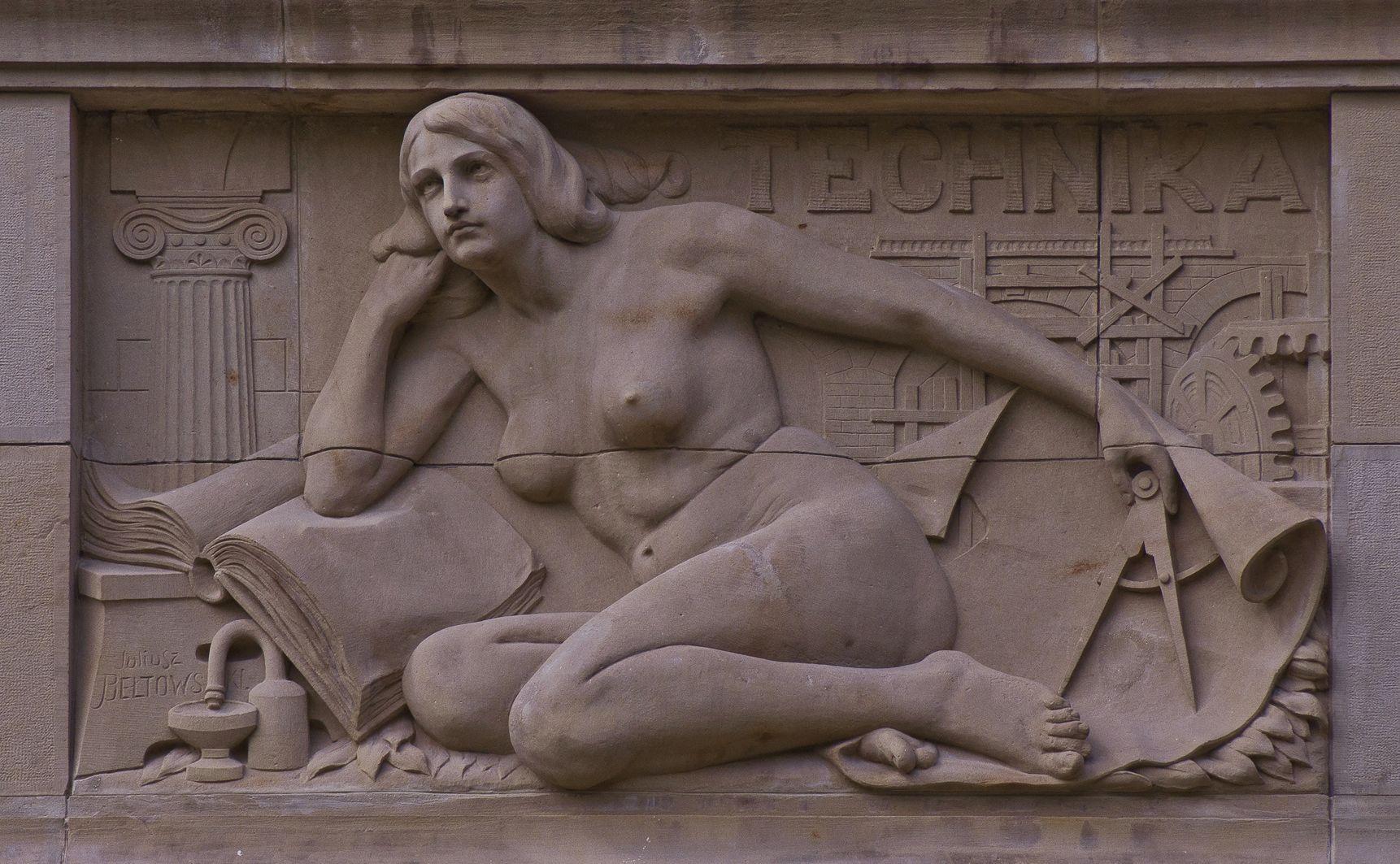 Юліуш Войцех Белтовський. Техніка, 1912 (Листопадового чину, 10)