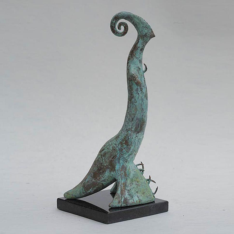 Віктор Проданчук. Пава, 2004; керамика