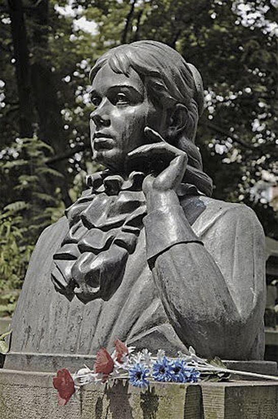 Люна Амалія Дрекслер. Марія Конопницька, 1933