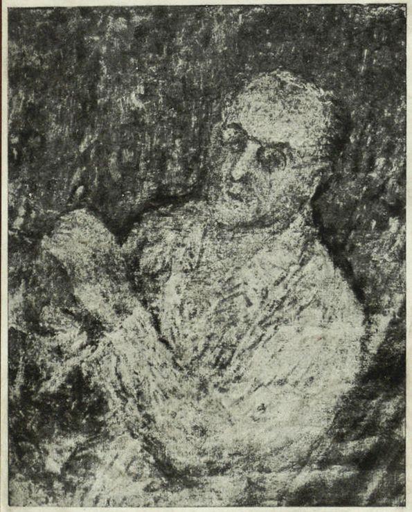 Леон Должицький. Автопортрет