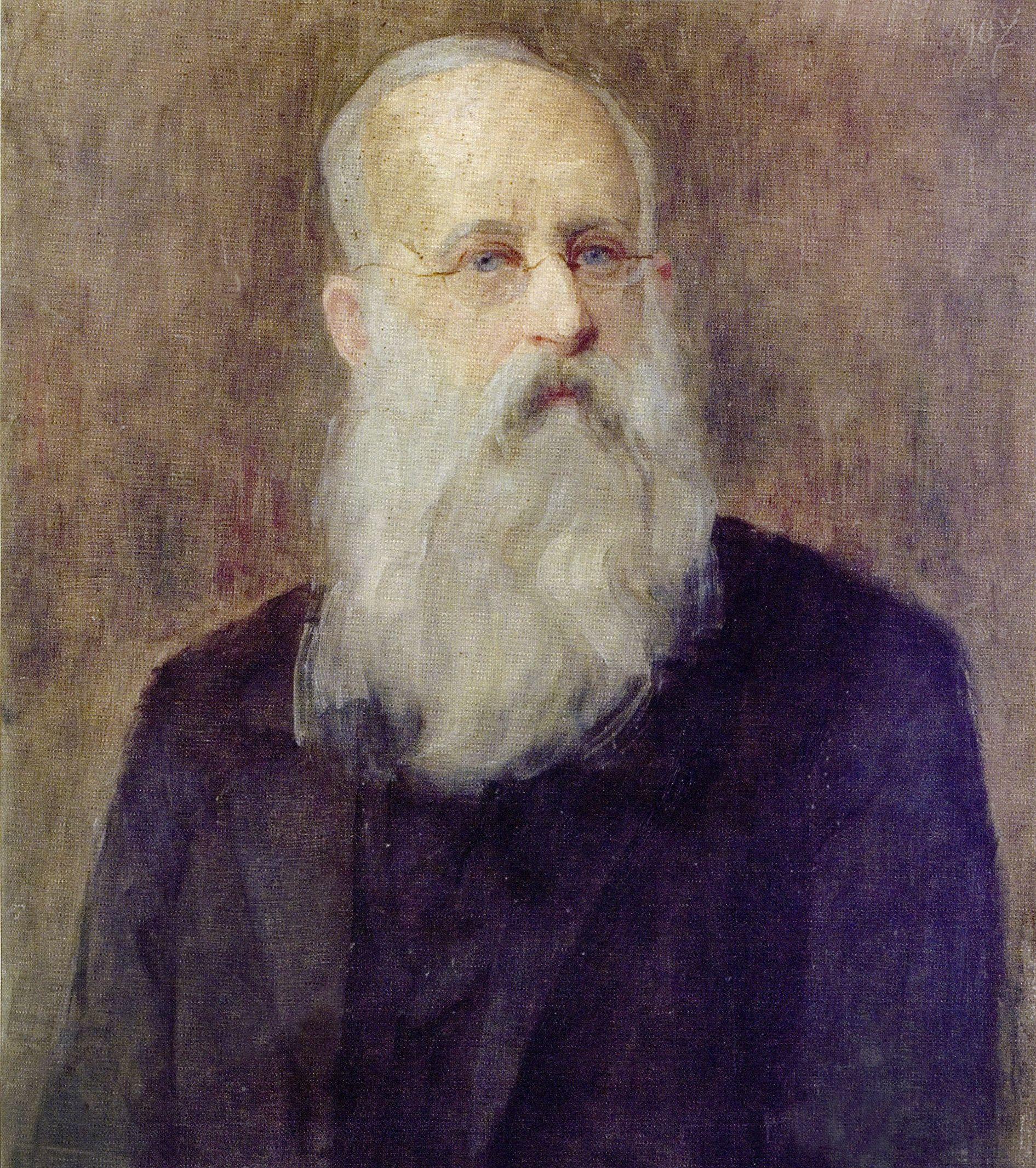 Анєля Пайонкувна. Мєчислав Павліковський, 1907;олія, полотно; ЛНГМ