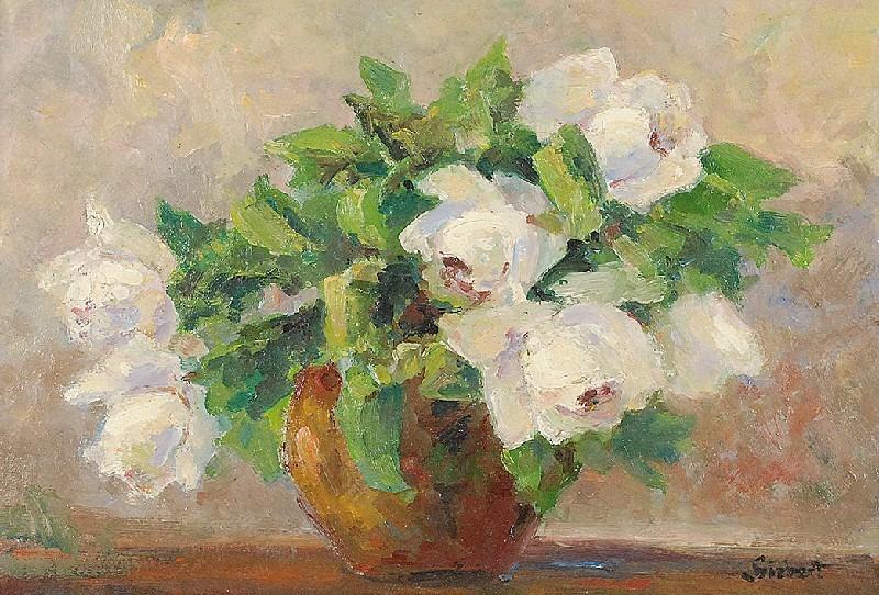 Марія Гіжберт-Студницька. Білі троянди