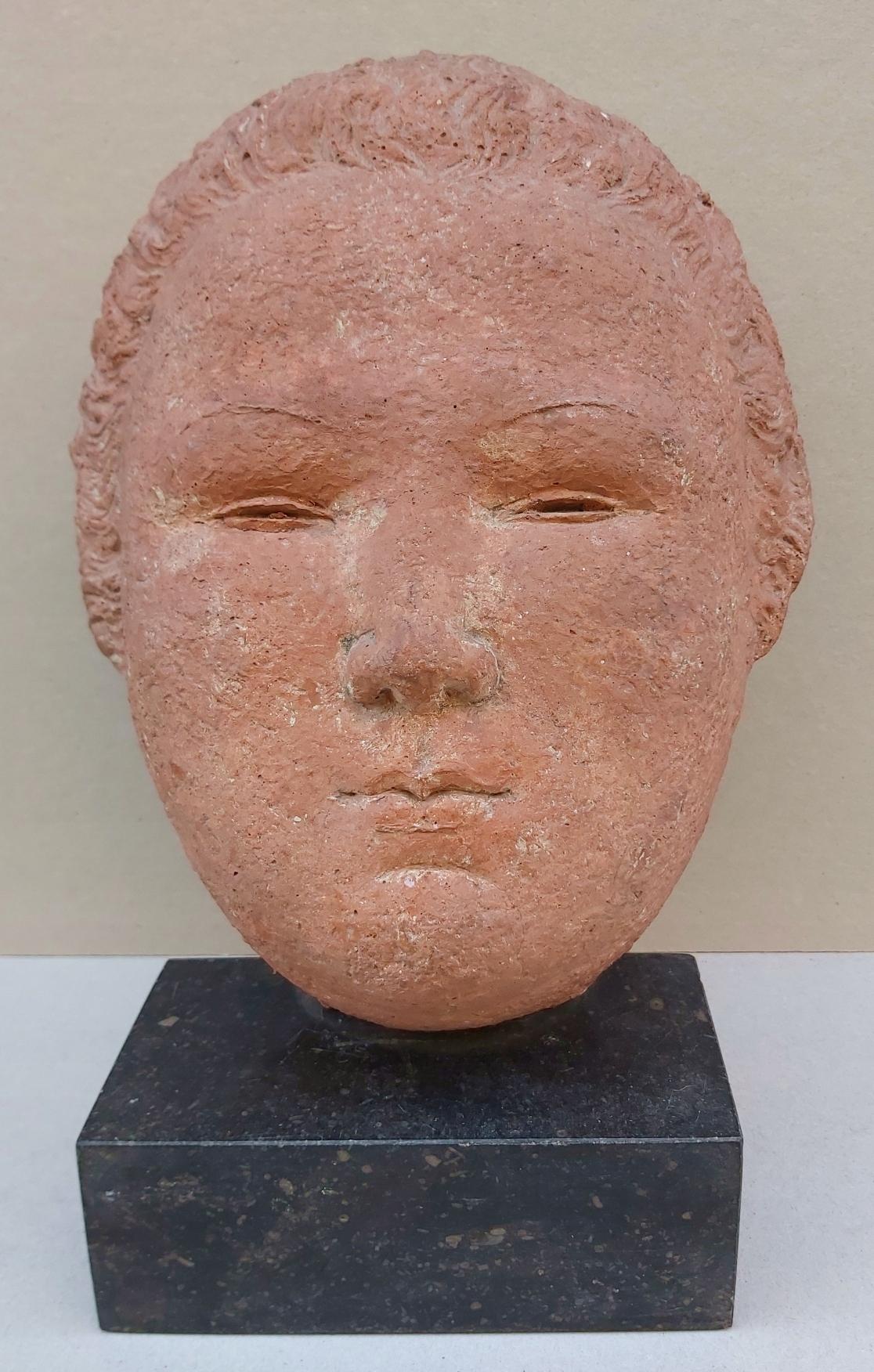 Яніна Райхерт-Тот. Китайська маска, 1957
