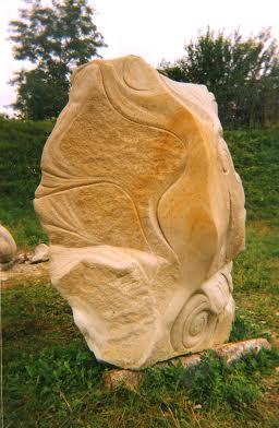 Дарія Альошкіна. Арія, 2002.Камінь пісковик