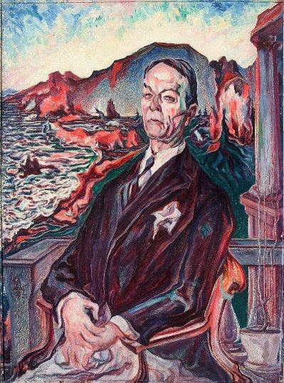 Внучки Олекси Новаківсько подарували «Портрет Дмитра Левицького»