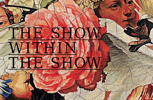 Проект THE SHOW WITHIN THE SHOW: переосмислення хаосу і порядку