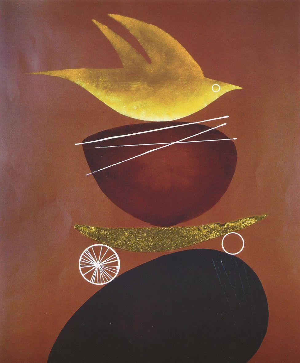 Ігор Боднар. На золотому возі дня, 1990