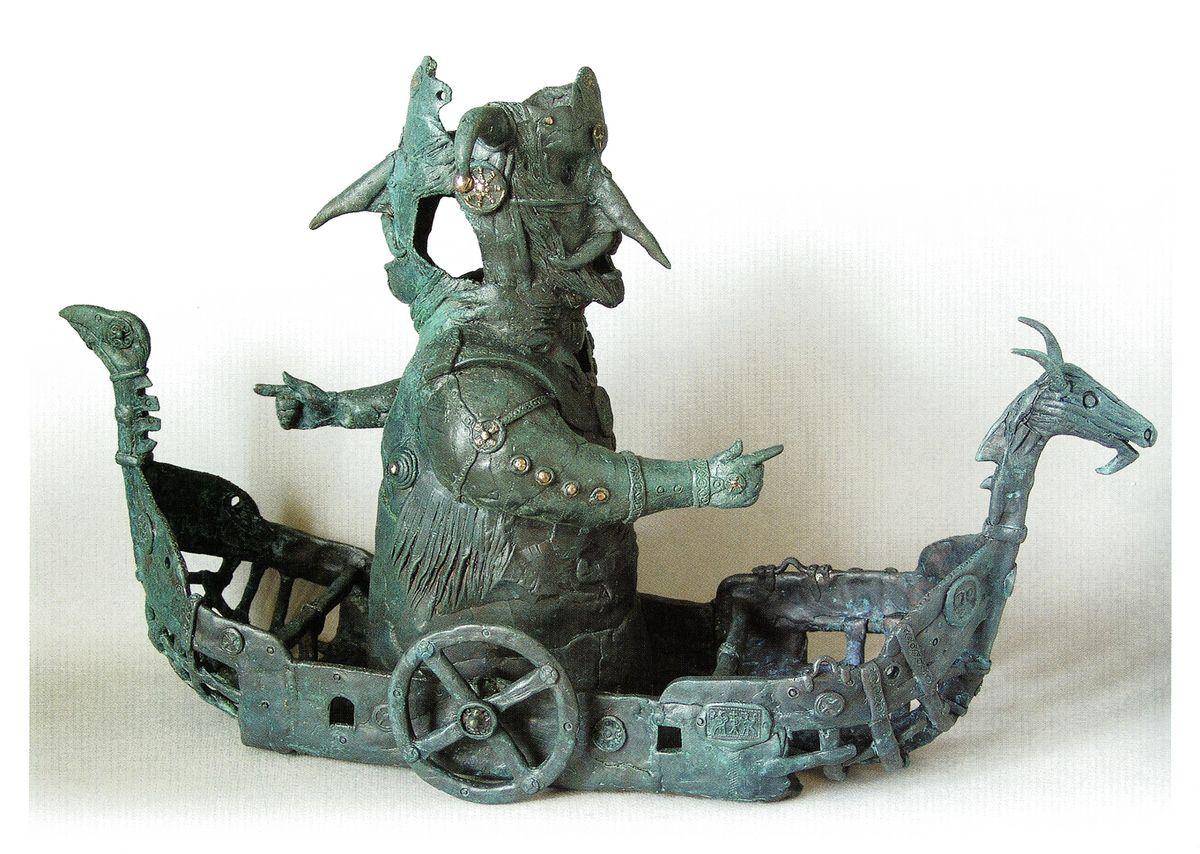 Олег Денисенко. Корабель блазнів, 2005