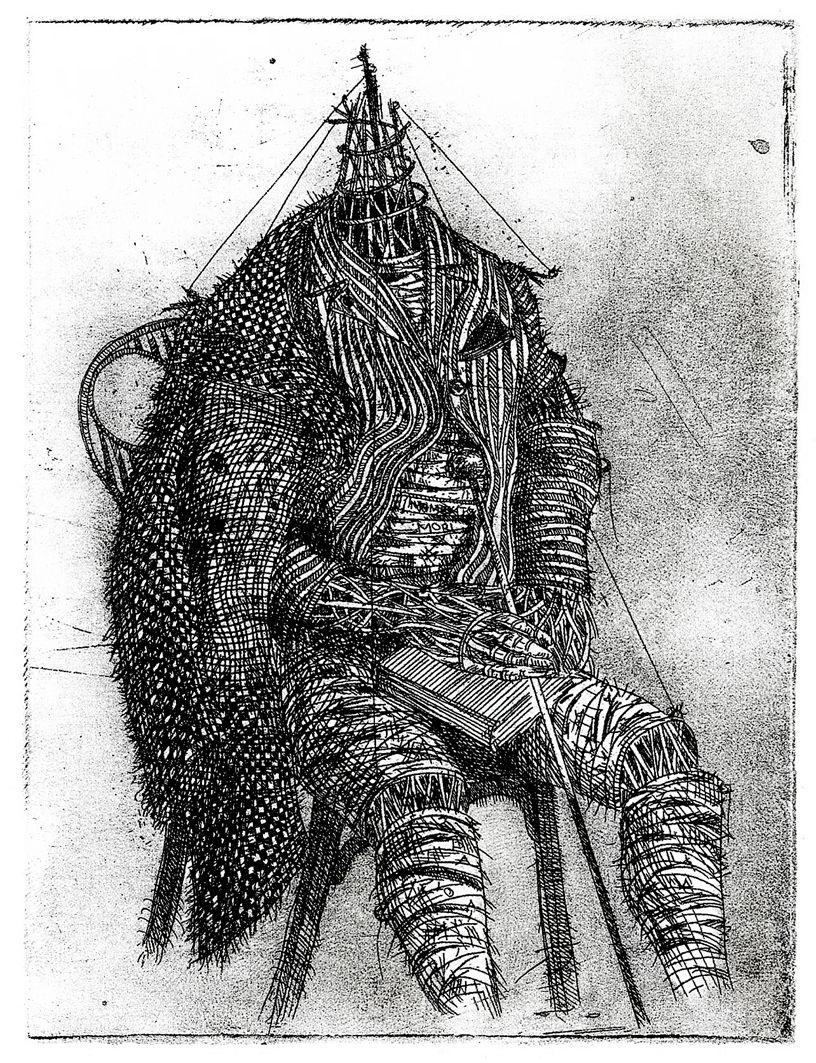 Олег Денисенко. Людина, якої немає, 1990