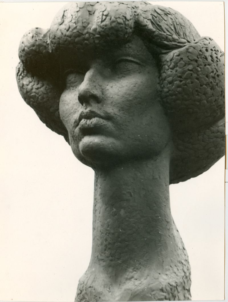 Еммануїл Мисько. Жіночий портрет