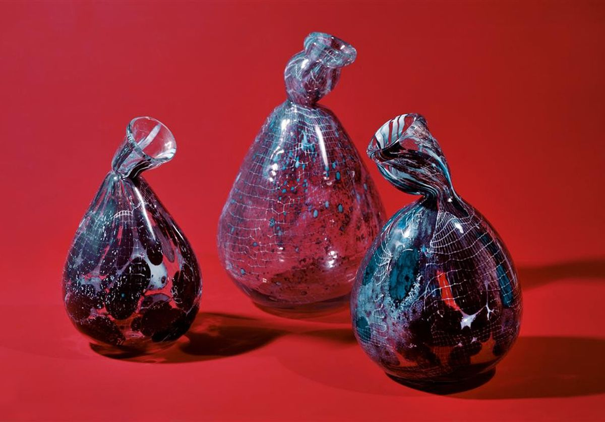Андрій Бокотей. Декоративні вази, 1982