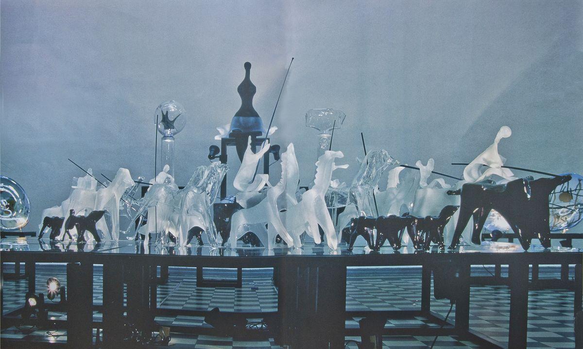 Андрій Бокотей. Кіннота, 2002