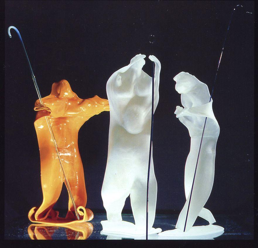 Андрій Бокотей. Композація Мойсей, 2003