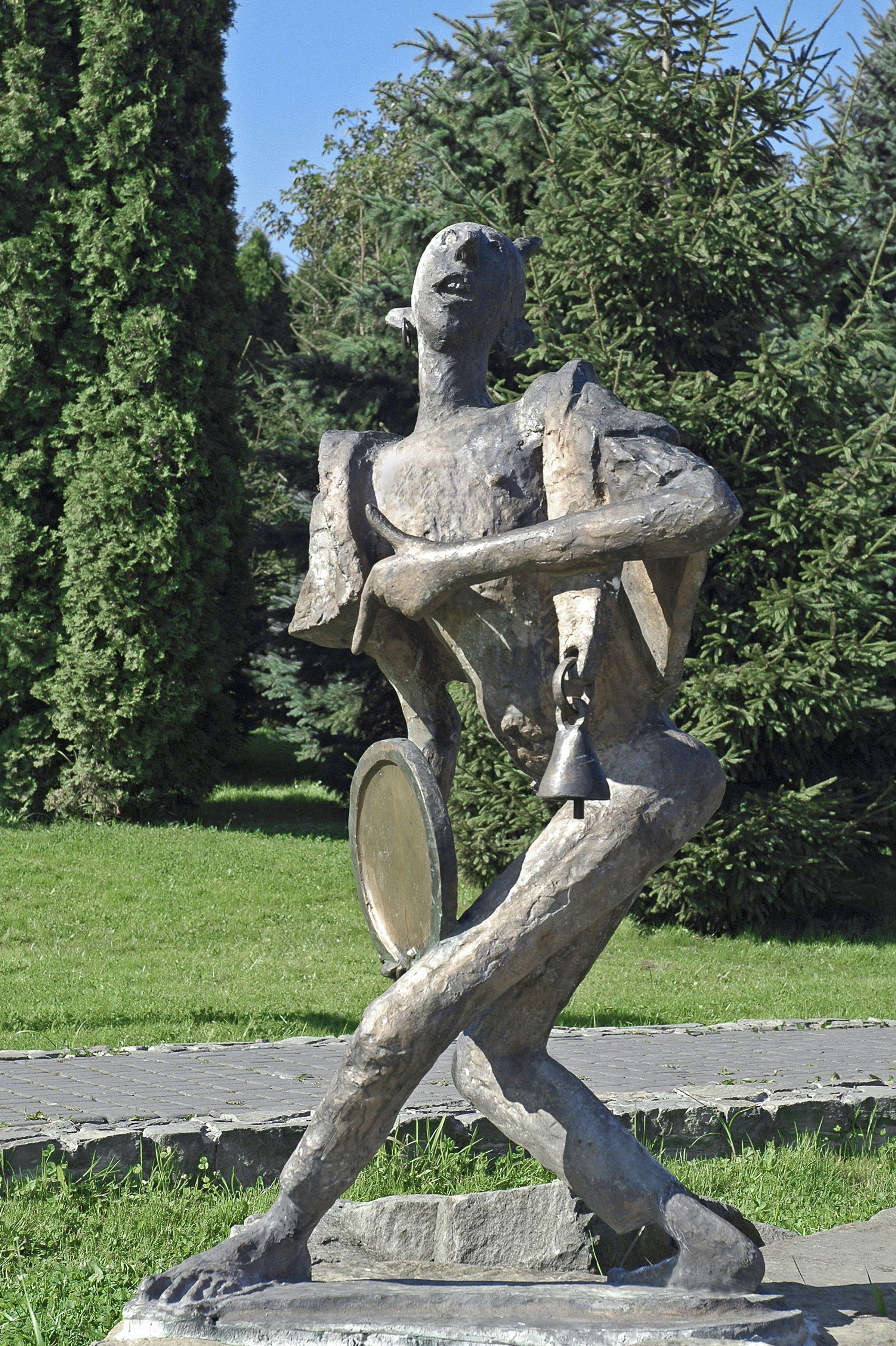 Роман Петрук. Той, 1990-2000, Санаторій Карпати