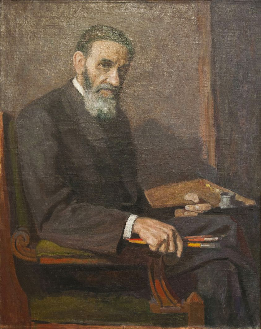 Вітольд Манастирський. Антон Манастирський, 1949