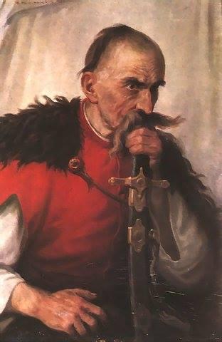 Антін Манастирський. Запорожець