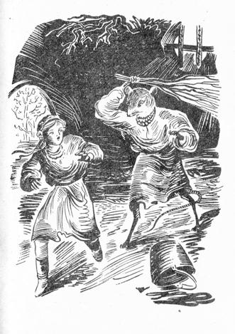 Володимир Баляс. Манюсінька, 1943
