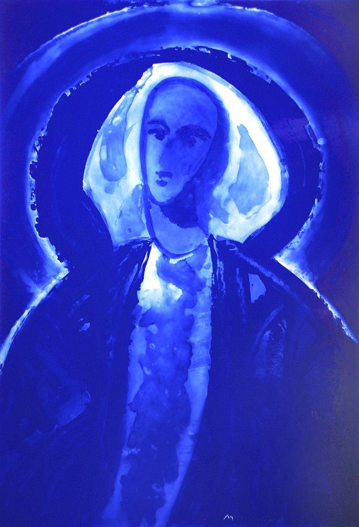 Михайло Демцю. Голубий ангел, 2011