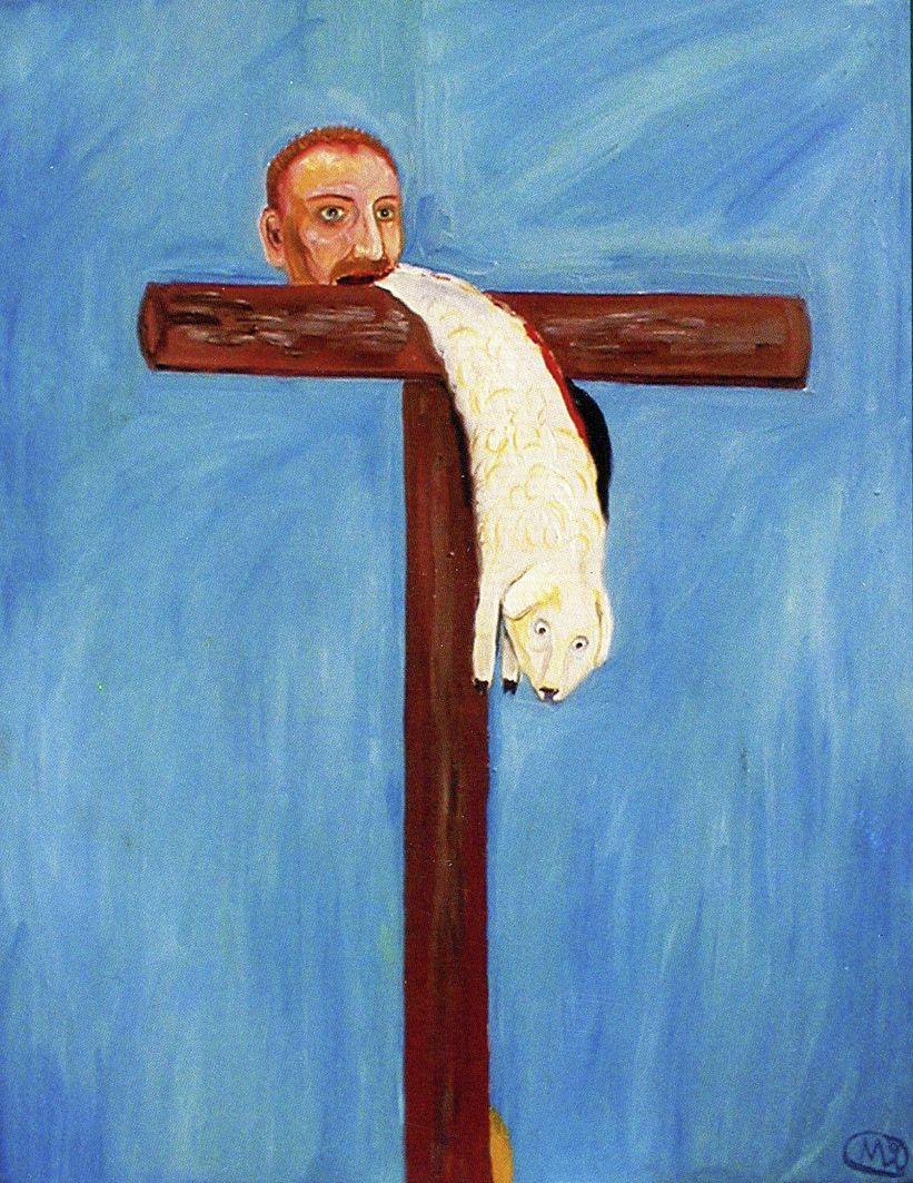 Мирослав Ягода. Хрест