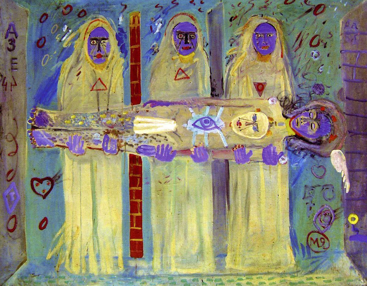 Мирослав Ягода. Воскресіння 1992-99 п,о 150-190