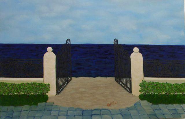 Наталія Бартків. Моє море, мій океан, моє глибоке синє небо, 2011