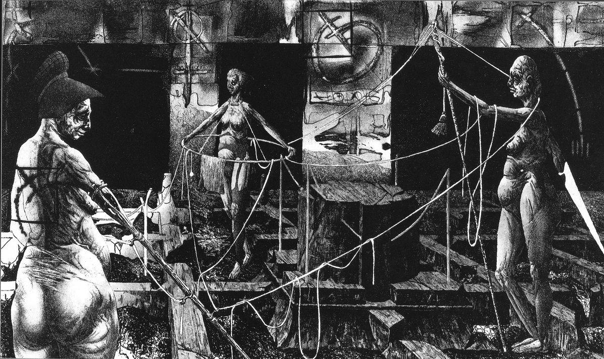 Ігор Подольчак. Пастка для дурня, 1988