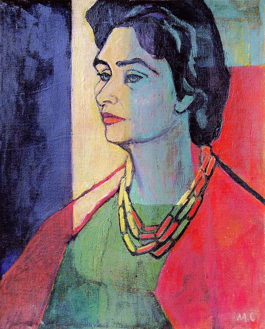 Марія Сельська. Віра, 1965