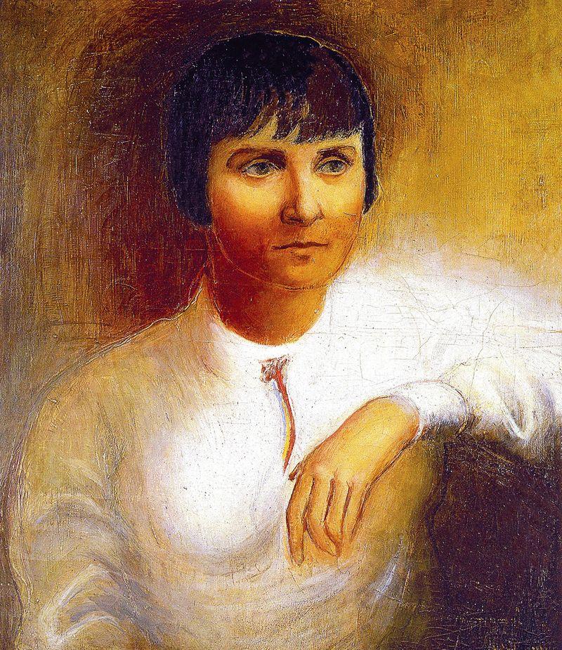 Марія Сельська. Жіночий портет 1930-і
