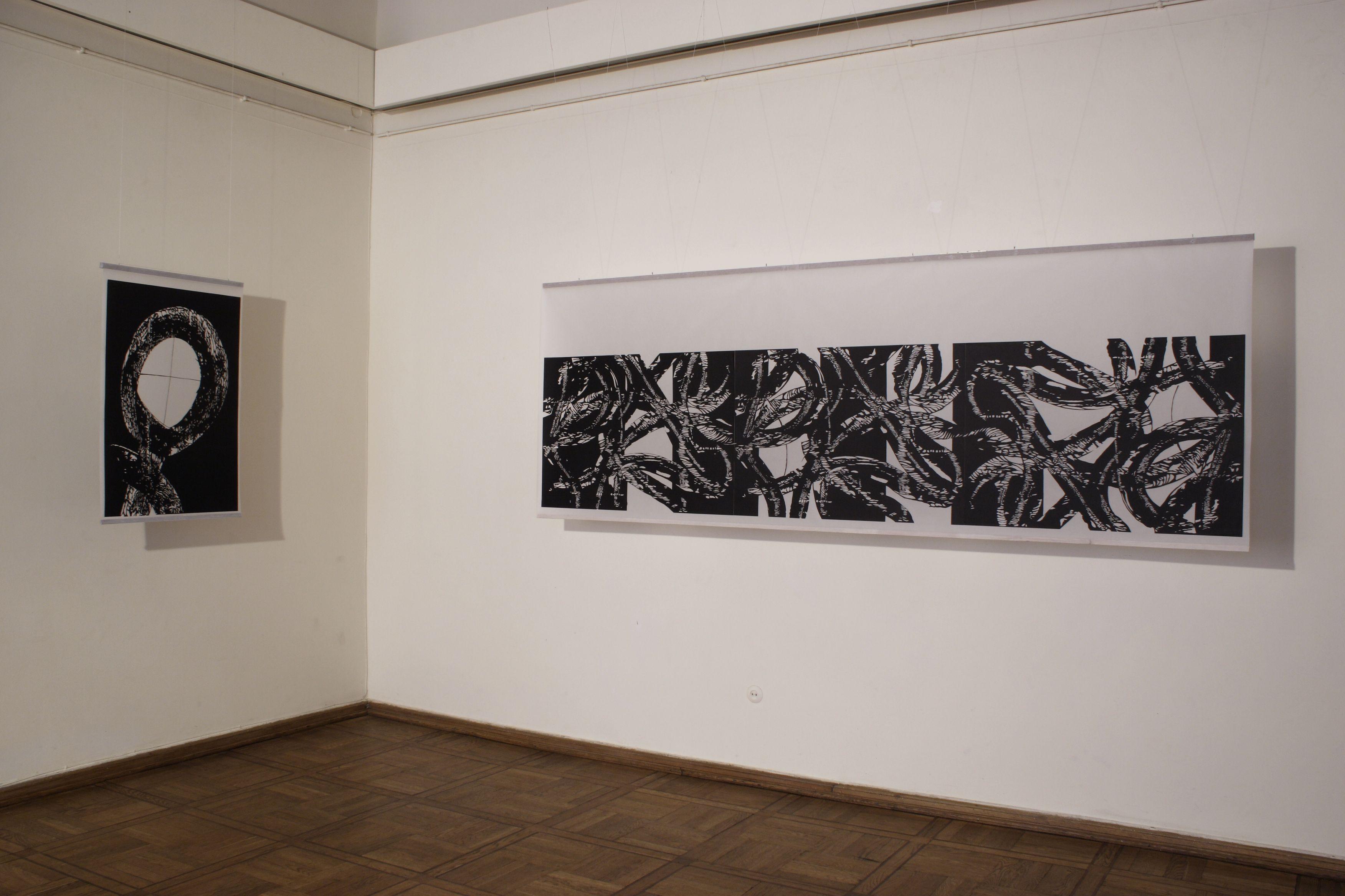 Олена Турянська. Фрагмент експозиції «Тиша»