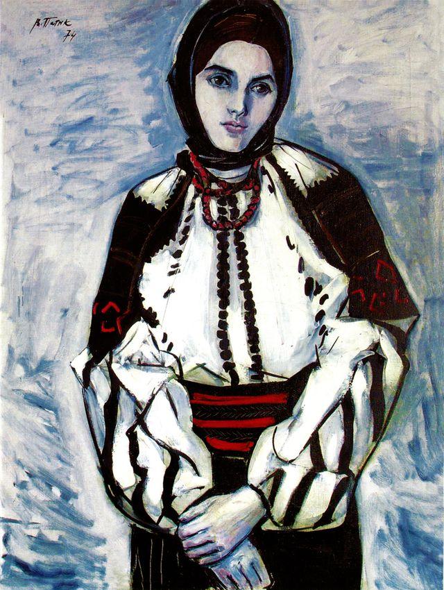 Володимир Патик. Оксана, 1974