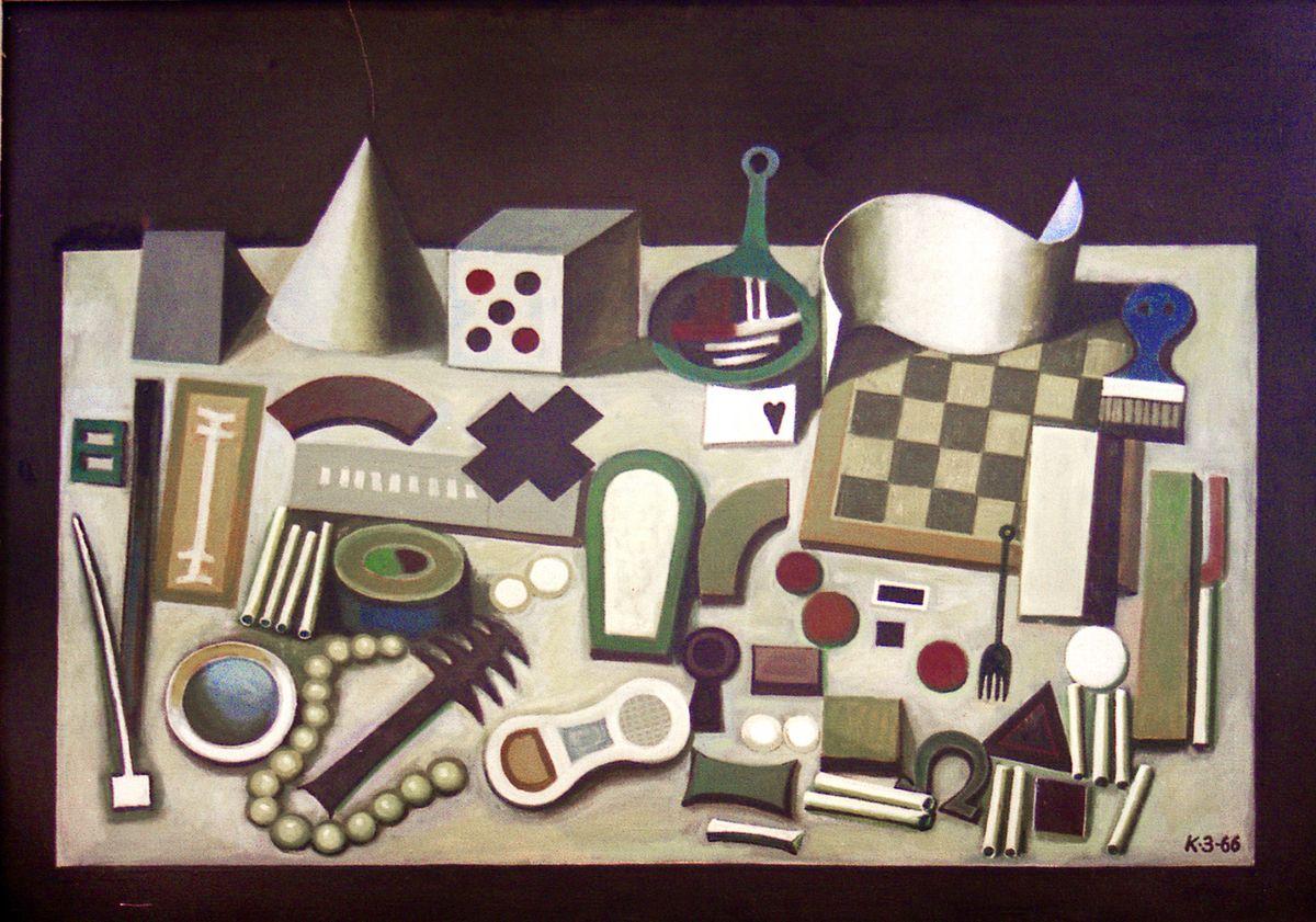 Карло Звіринський. Дрібниці, 1966