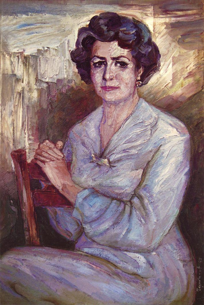 Володимир Черкасов. Світлана Григорович, 1987