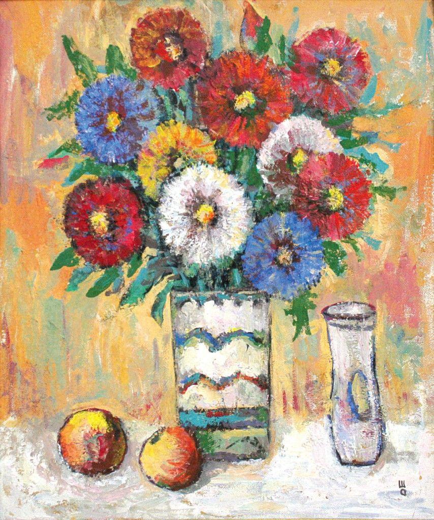 Олекса Шатківський. Букет квітів, 1960-і
