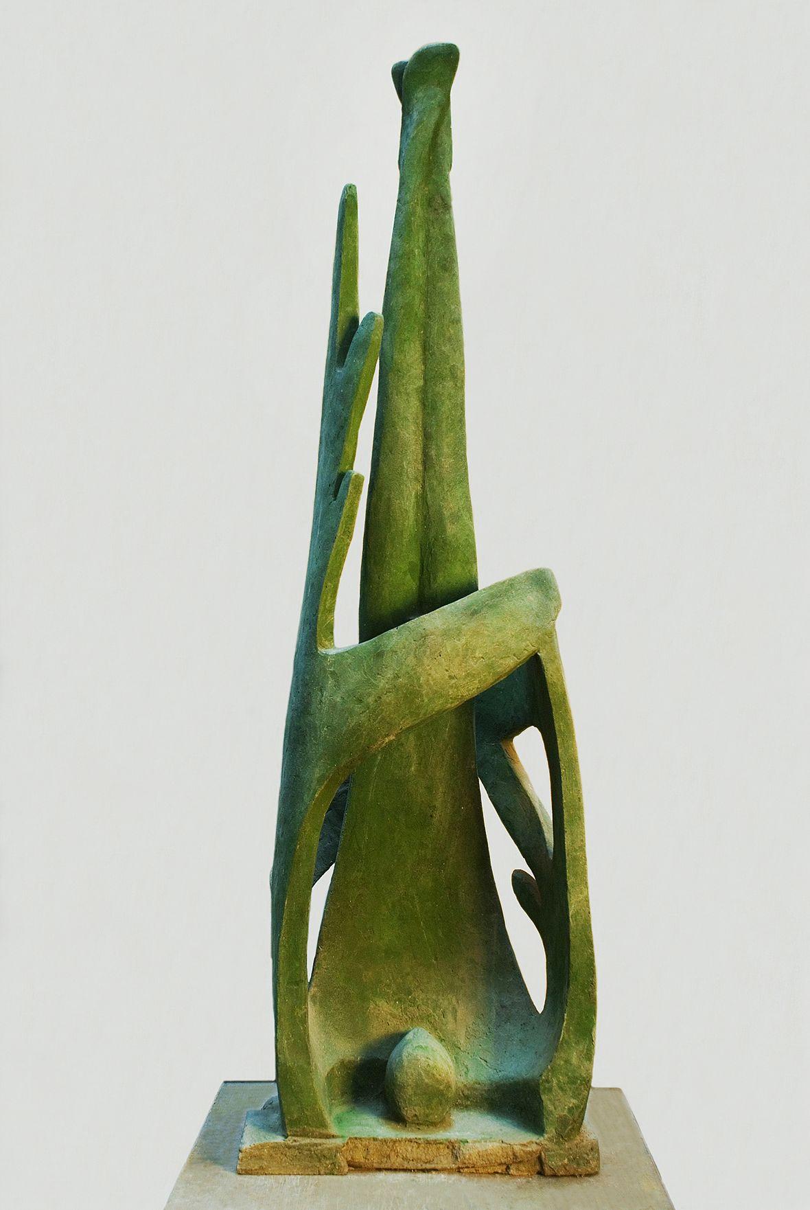 Теодозія Бриж. Ікар, 1972, бетон
