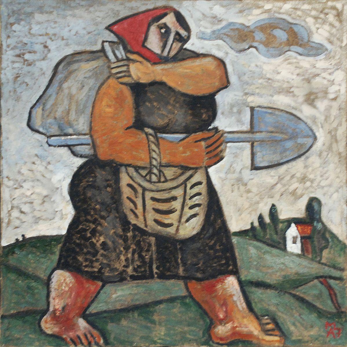 Микола Андрущенко. В русі, 2007