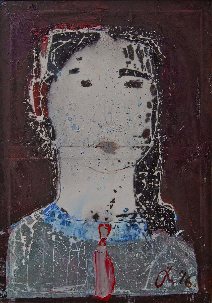 Сергій Гай. Дівчина зі Сходу, 2016