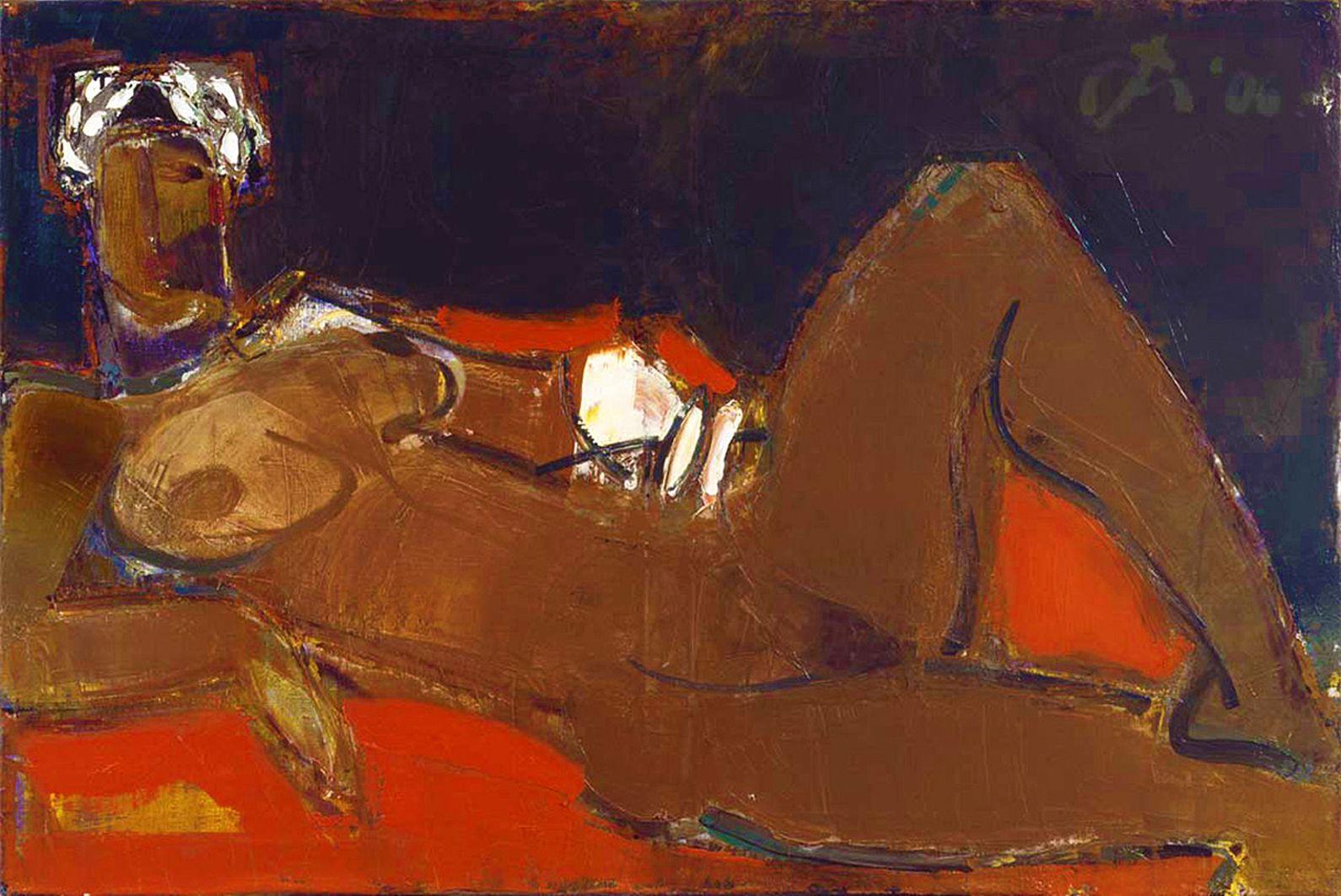 Сергій Гай. Ню, 2006; п,о