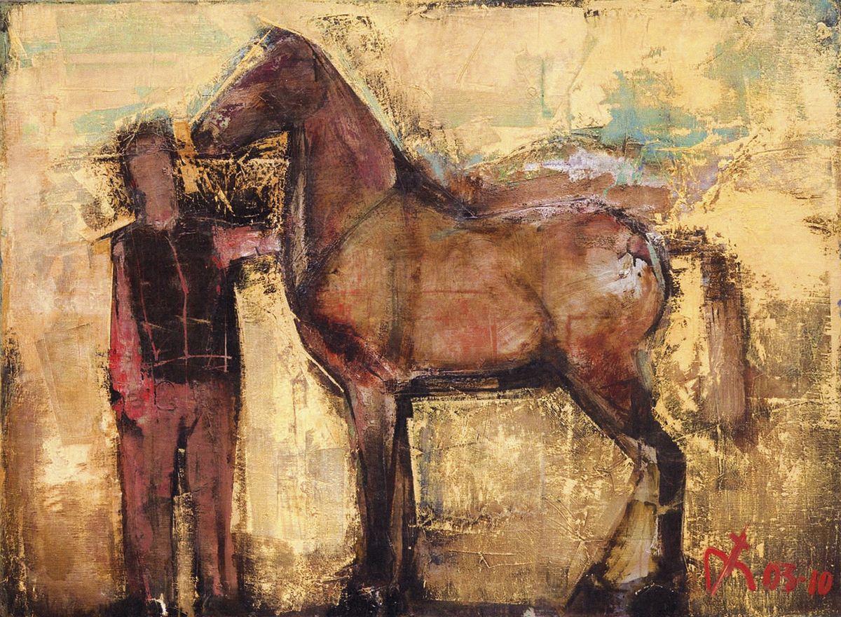 Сергій Гай. Живопис, 2010; п, о