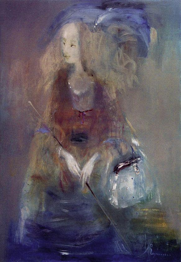 Ніна Резніченко. Ловець метеликів, 2007