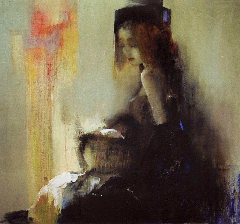 Ніна Резніченко. Муар, 2008