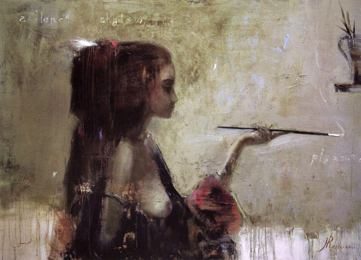 Ніна Резніченко. Тиша тінь насолода, 2008