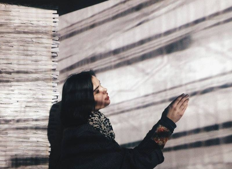 Арт-проект «Межа» Терези Барабаш