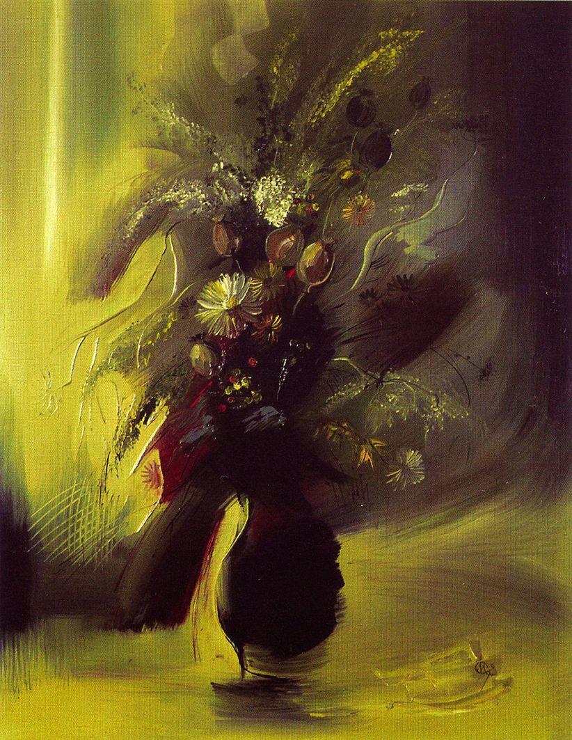 Євген Манишин. Літній ранок, 1998