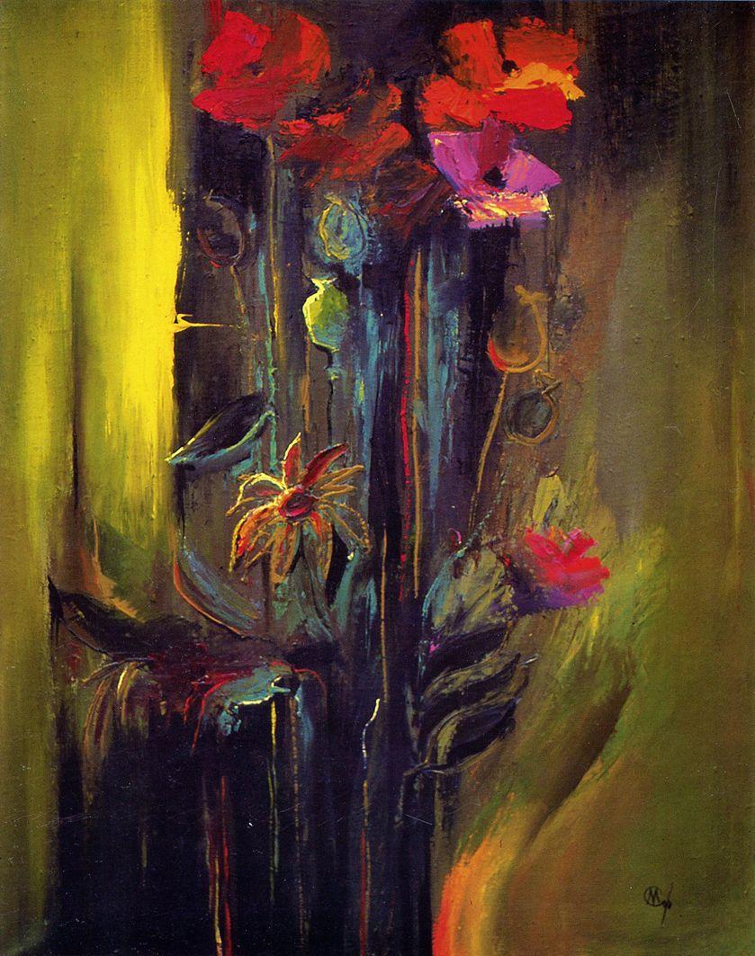 Євген Манишин. Симфонія літа, 1996