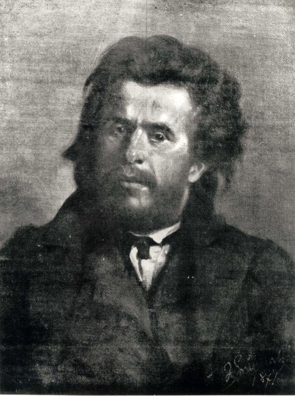 Анджей Грабовський. Антоні Куржава, 1871