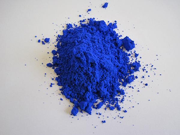 Чудодійні властивості нового синього кольору