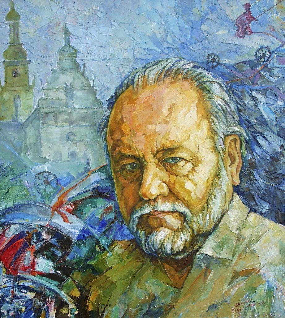 Микола Грималюк. Андрій Бокотей, 2008