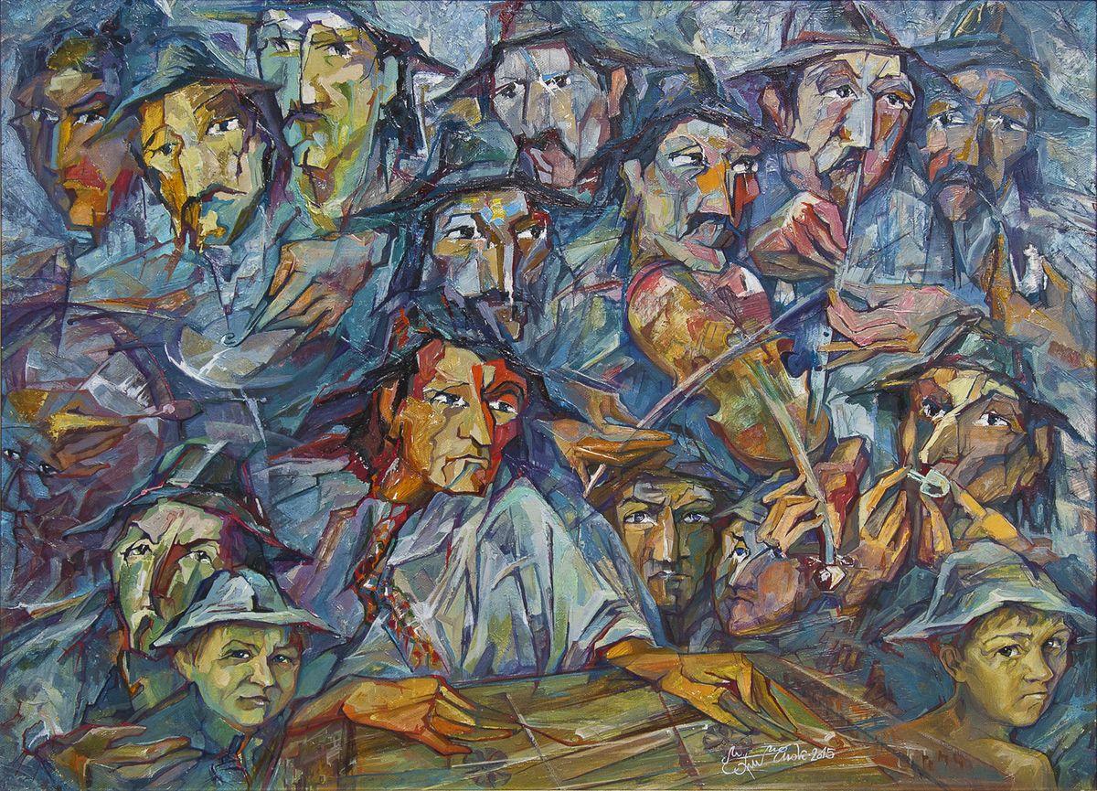 Микола Грималюк. Мелодія, 2015